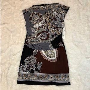 NWT Floral Enfocus Studio dress